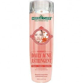 Hollywood Style Serious Daily Acne Astringent 6.8oz. #50214