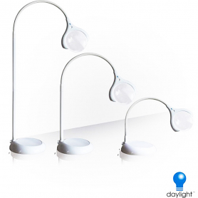 Magnificent Floor & Table LED Magnifying Lamp14.6cm - U25050