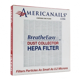 Americanails Dust Collector Hepa Filter AMN1049 41276