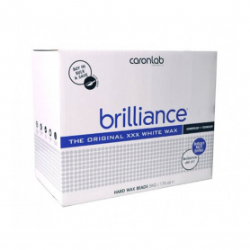 Caronlab Brilliance XXX White Wax Beads 5Kg CL-2WHBRB5/00809