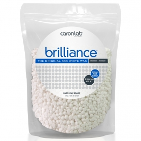 Caronlab Brilliance XXX White Wax Beads 1Kg CL-2WHBRB1/00810
