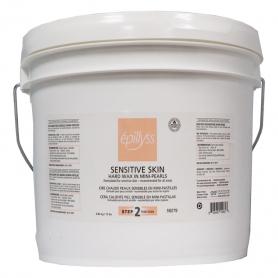 Epillyss Sensitive Skin Hard Wax Mini-Pearls 15Lbs, ELCH1096