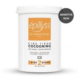 Epillyss Cocooning Lukewarm Gel Wax 20 fl oz - ELB1002