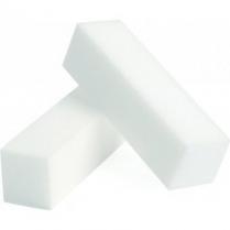Dixon 3-Way Buffers White White Grit 80/150 - 500pcs/case
