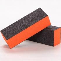Dixon 3-Way Buffer Orange Black Grit 100/180 - 500pcs/case