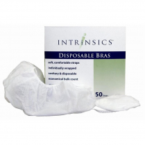 Intrinsics Disposable Bras L/XL - 50 Bras