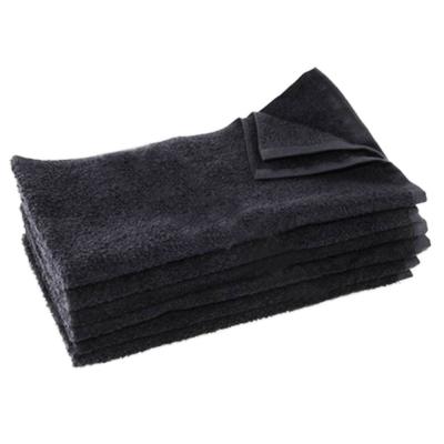 BaBylissPRO Cotton Bleachproof Towels Blk DZ BESTOWELCBKUCC