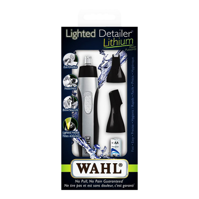 Wahl Lighted Detailer Lithium 05572