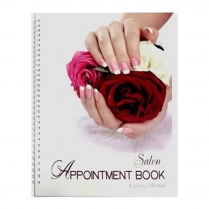 Cre8tion Appointment Book 4 Column 10023