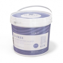 Voila Intercosmo D-Free Bleach Mint Scented 1000g - 10758