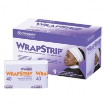 "Graham WrapStrip-Styling Strips White 2.5""x17"" 360Strip13843"