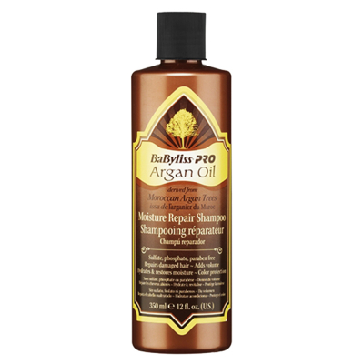 BabylissPRO Moisture Repair Shampoo 12oz BAOILS12 / 23651