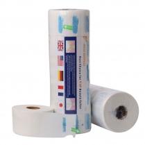 PI Neck Ruffles Paper Roll 5 Rolls 26202