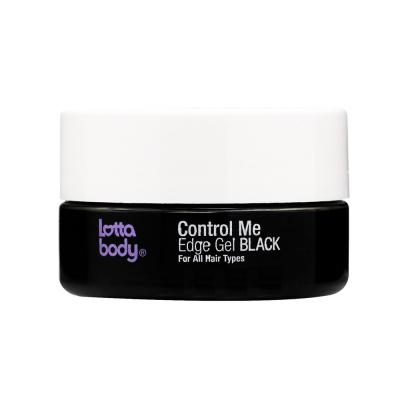 Lotta Body Contro Me Edge Gel Black 2.25 fl oz 43558