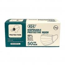 KH Disposable Protective Face Mask 50 pcs per Box 80076