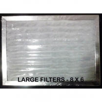 "Valentino Gen III S Flush Mount XL Filters - 6""x8"" V-004"