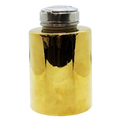 Porcelain Liquid Pump 6 oz Gold POLP6GD