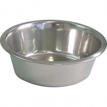 "Stainless Steel Bowl Large Size 16.5"" x 5.5"", PI Canada BL01"