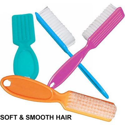 Berkeley Manicure Nail Brush - Soft Bristle MB103