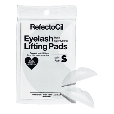 RefectoCil Reuseable Eyelash Lifting Pads 1pair Small RC5604