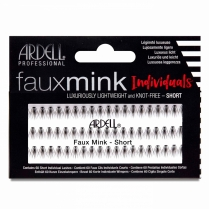Ardell Fauxmink Individuals L/W Knot-Free-Short Black #60058