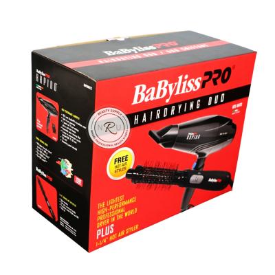 BaBylissPRO Hairdrying Duo Free Hot Air Styler - RAPIDOKIT3C