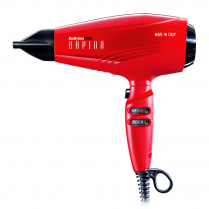 BaBylissPRO 1875 W Dryer Rapido Red BABF7000RC