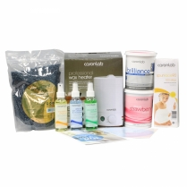 Caronlab 1 Pot Waxing Kit CL-3WKCBON