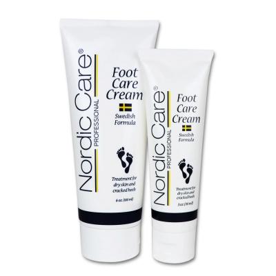 Nordic Care Foot Care Cream 6oz/3oz Duo Pack NC-90116