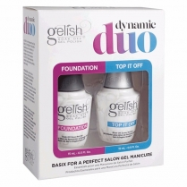 Gelish - Dynamic Duo Foundation & Top It Off - 1121503
