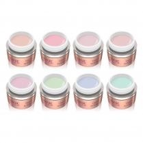 Magic Gel System Blooming Beauties 8 Pcs Kit #36983