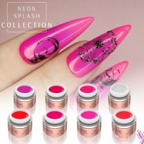 Magic Gel System Neon Splash Collection 36995