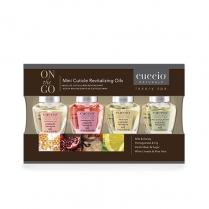 Cuccio Mini Cuticle Revitalizing Oils 4-Pack CNSC8451