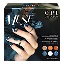 OPI Gelcolor Muse Of Milan 6Pcs Add-On Kit #1 GC295