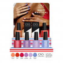 CND Vinylux Nauti Nautical 14 pcs Display 00641