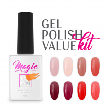 Magic Gel System Gel Polish Value Kit - Elegant Choice 46794