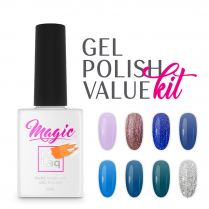 Magic Gel System Gel Polish Value Kit - In The Skies 46798