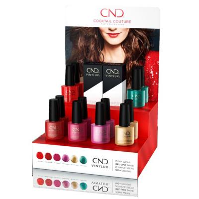 CND Vinylux Cocktail Couture 14Pcs Display 00845
