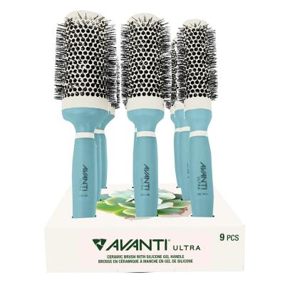 AVANTI Ultra Ceramic Brushes W/Silicone Handle GELDISPDBC