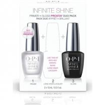 OPI Infinite Shine Primer+Gloss Prostay Duo Pack ISP05