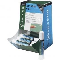 Ibd Adhesive 5 Second Nail Wrap Glue 0.07oz / 2 g 55302