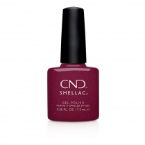 CND Shellac Rebellious Ruby 0.25 fl oz/7.3 ml 00114