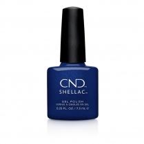 CND Shellac Sassy Sapphire 0.25 fl oz/7.3 ml 00116