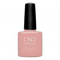 CND Shellac Soft Peony 0.25 fl oz/7.3 ml 00687