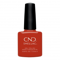 CND Shellac Hot Or Knot 0.25 fl oz/7.3 ml 00693