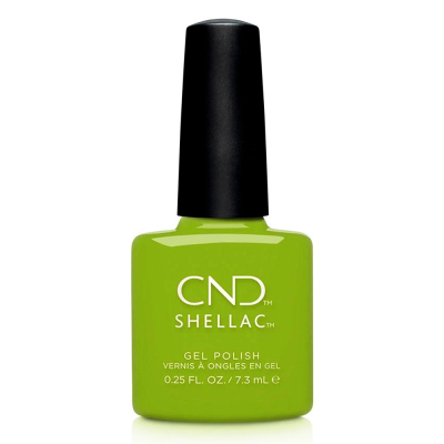CND Shellac Crisp Green 0.25 fl oz/7.3 ml - 00811