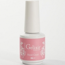 Gelixir Soak Off Gel UV/LED Base Coat 0.5 fl oz/15ml - 02109