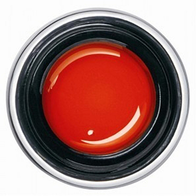 CND Brisa Color Gel Orange Opaque 0.5oz - 14g 08073