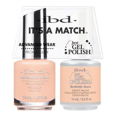IBD Just Gel Polish It's A Match - Bedside Aura #65742