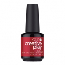 CND Creative Play Gel Polish 0.5oz Red Tie Affair #508
